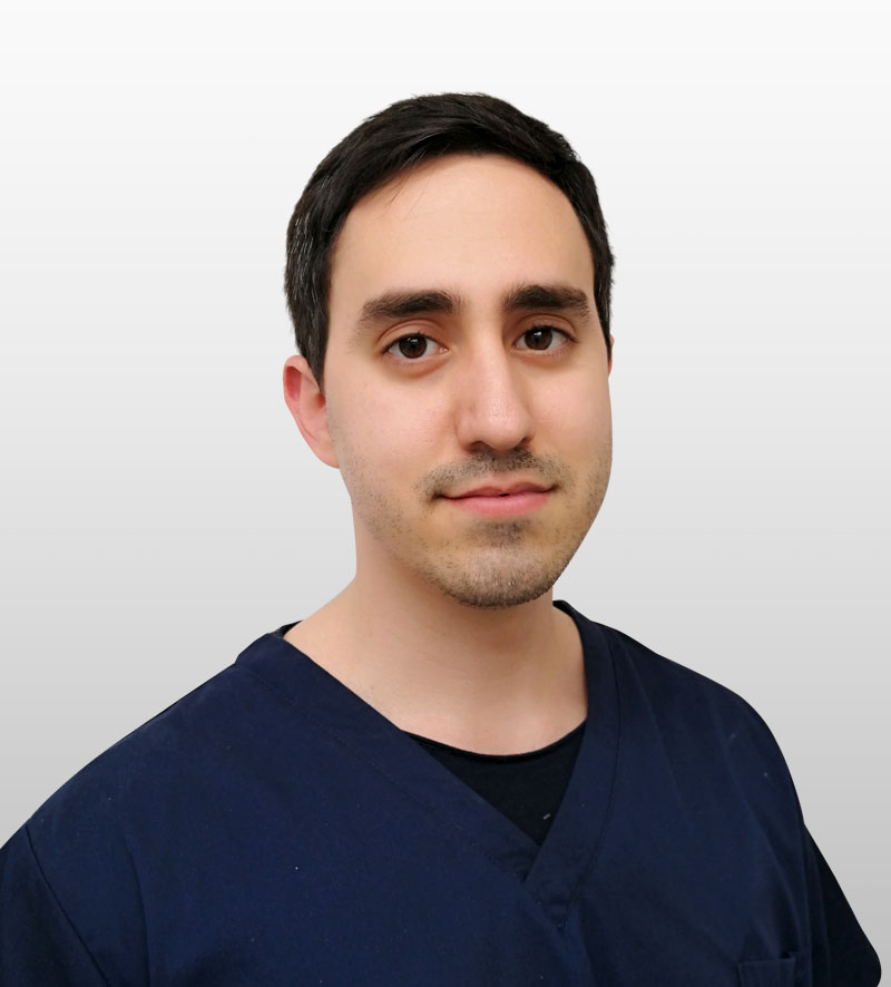 Dr Andre Angelino